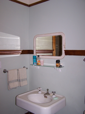 Interior Renovation Bathroom
