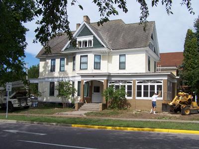 Victorian Home Exterior Restoration