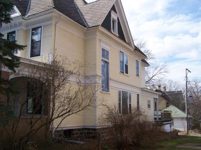 Victorian Home Exterior Restoration on