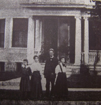 History Of The Portage Porter Victorian House
